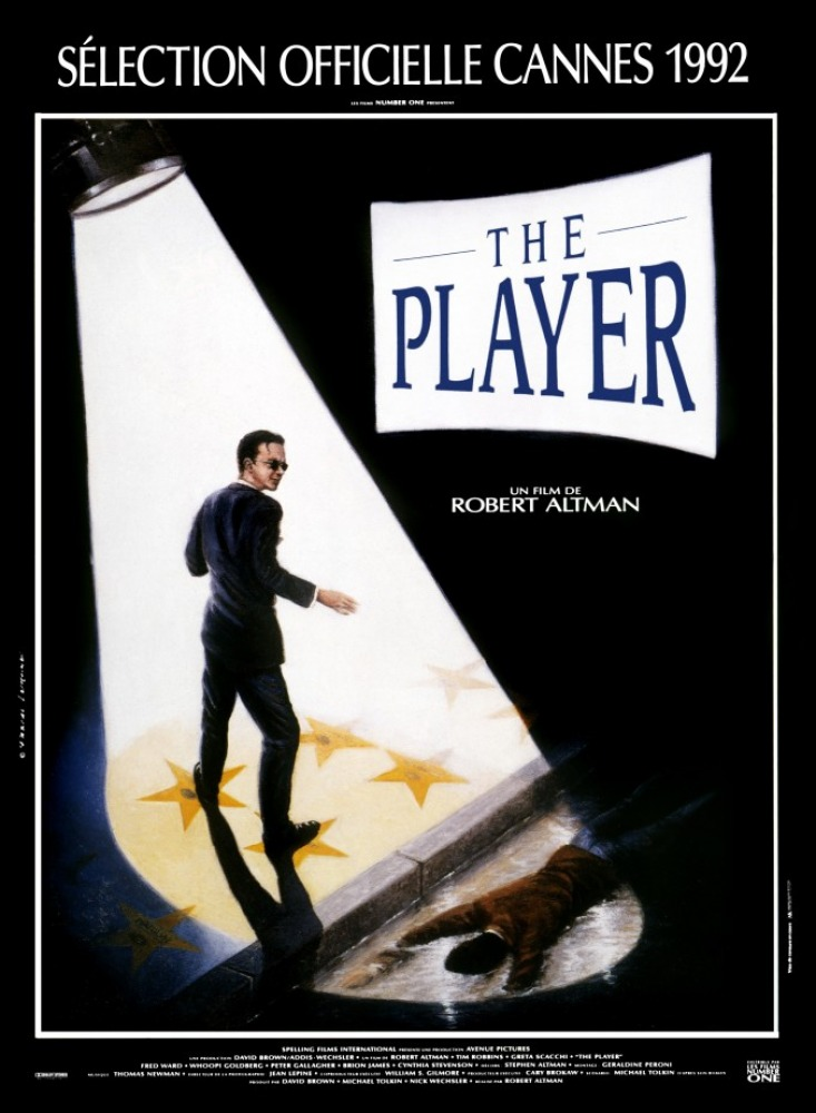 affiche du film The Player
