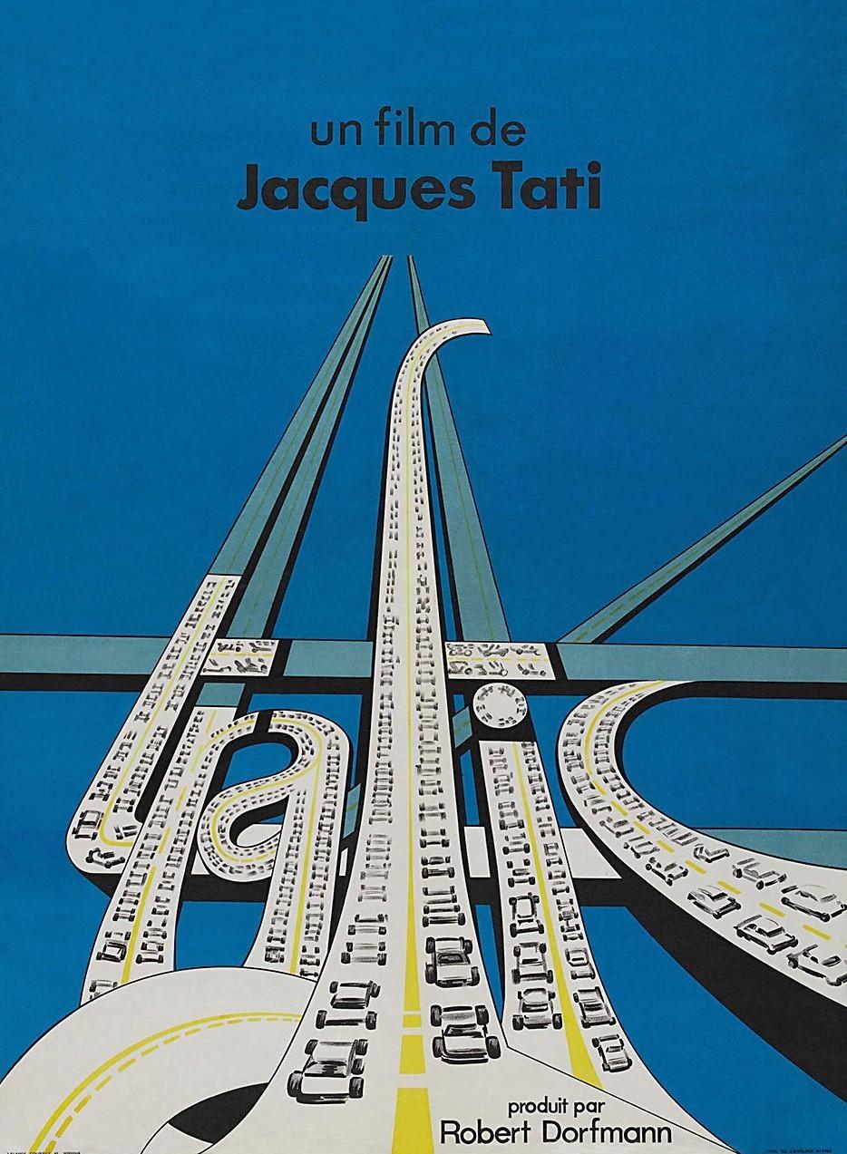 affiche du film Trafic