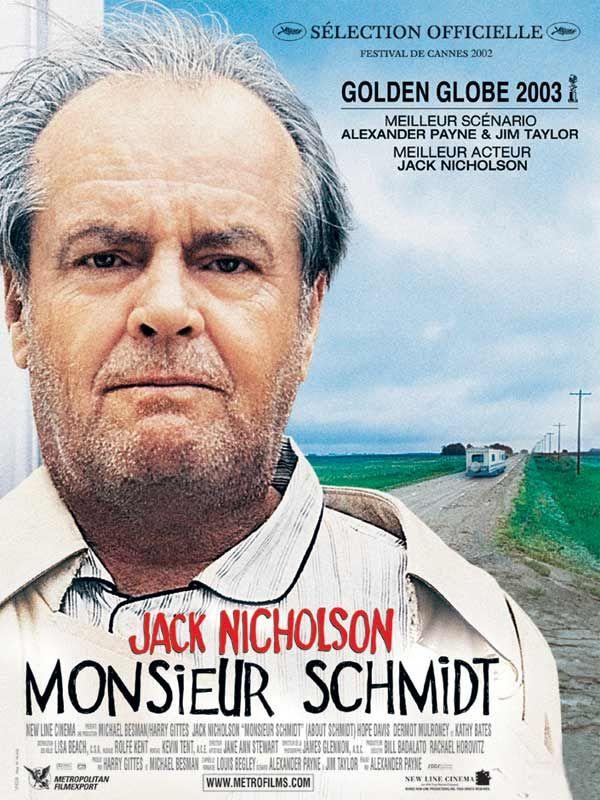 affiche du film Monsieur Schmidt