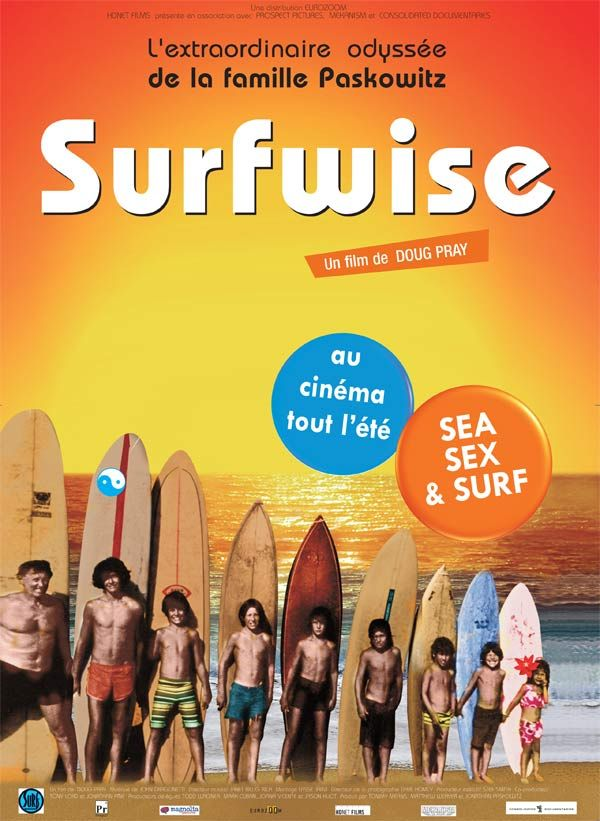 affiche du film Surfwise