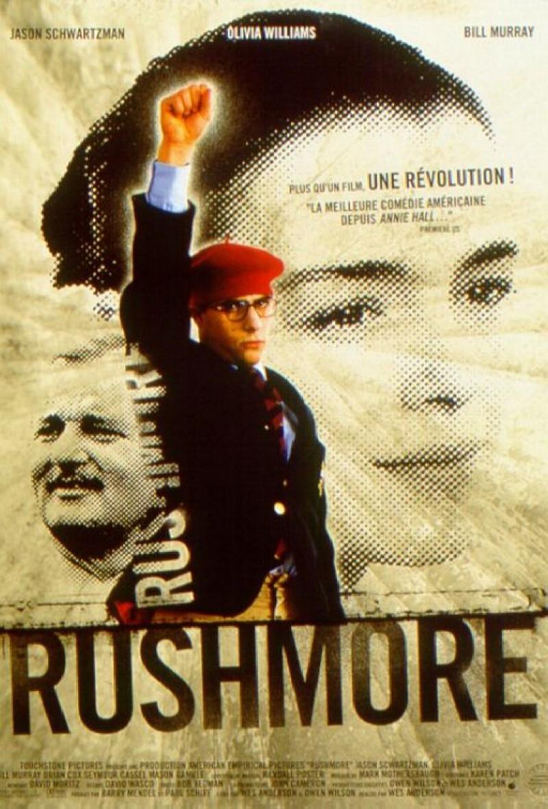 affiche du film Rushmore