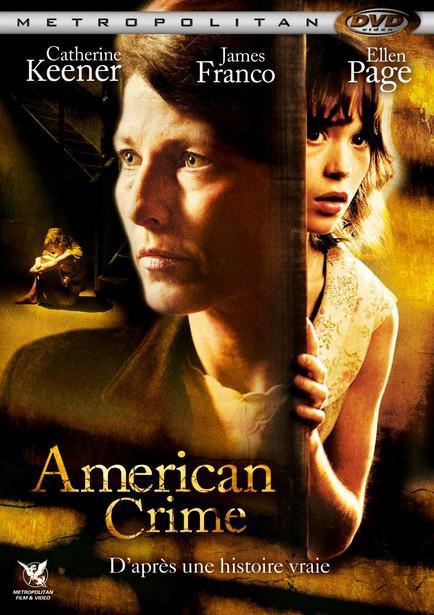 affiche du film An American Crime