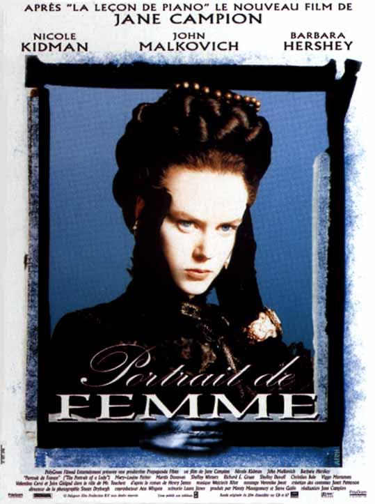 affiche du film Portrait de femme