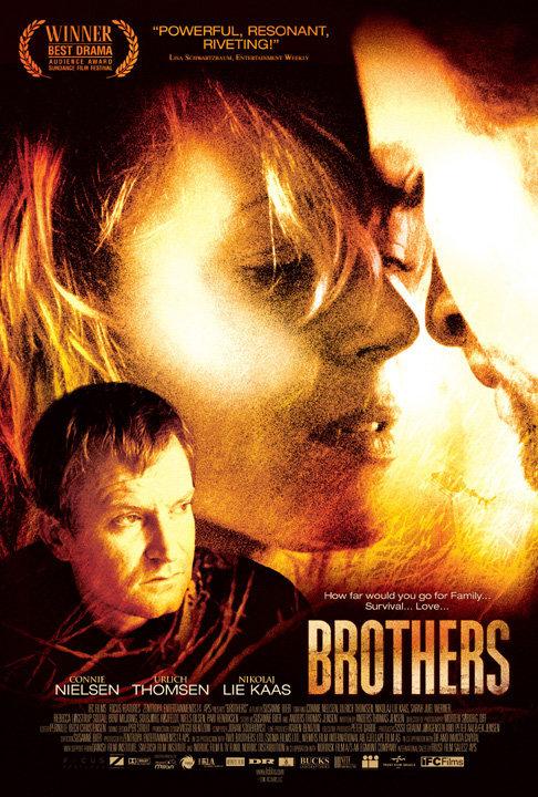 affiche du film Brothers (2004)