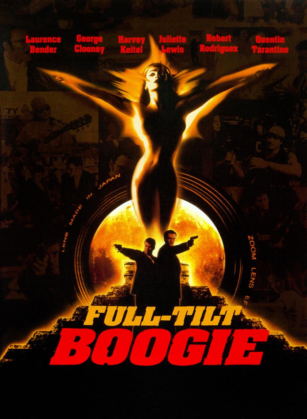 affiche du film Full Tilt Boogie