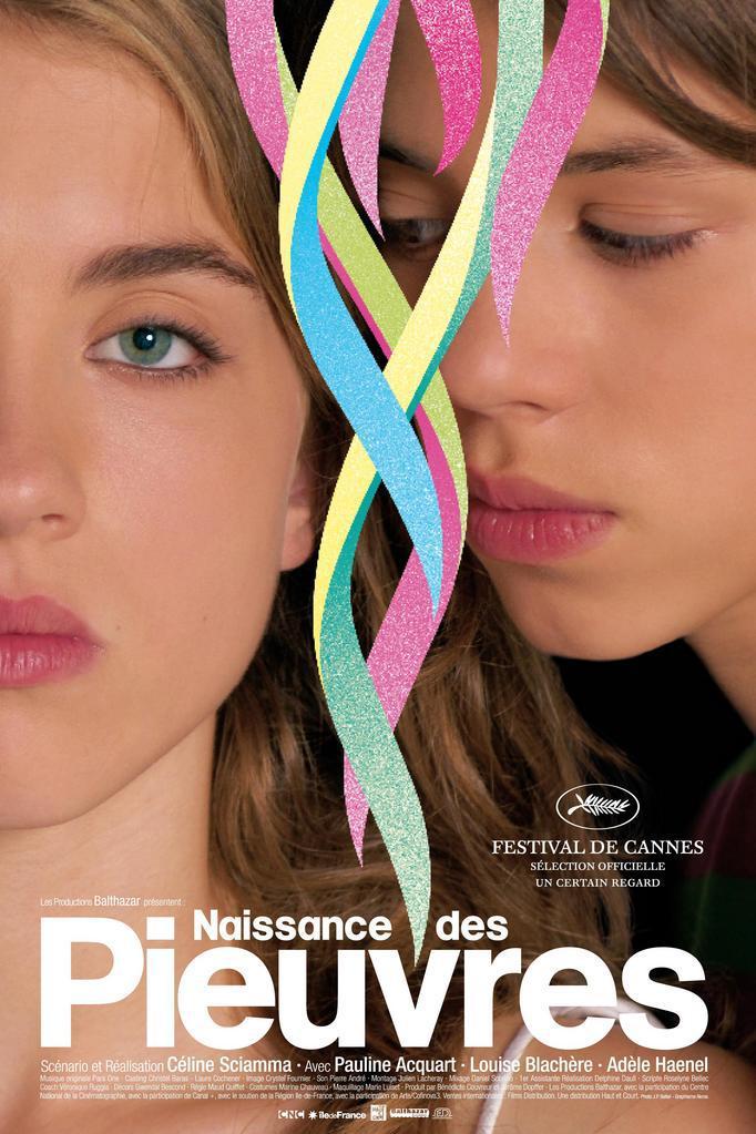 affiche du film Naissance des pieuvres
