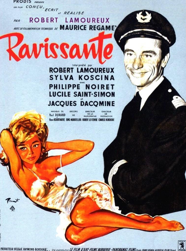 affiche du film Ravissante