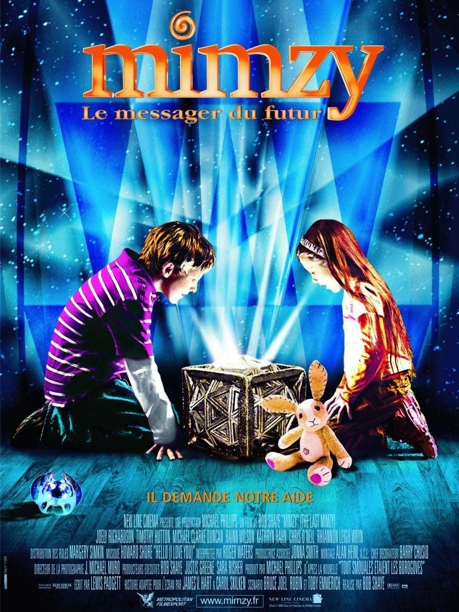 affiche du film Mimzy, le messager du futur