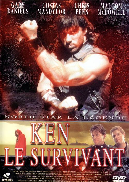 affiche du film North Star - La légende de Ken le survivant