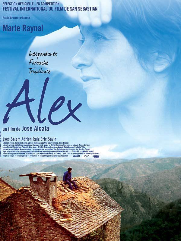 affiche du film Alex