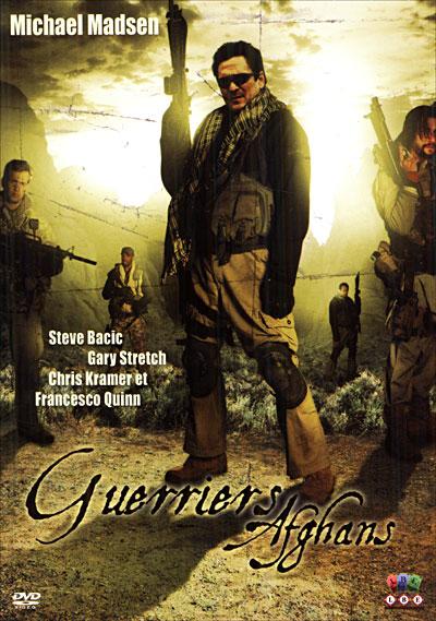 affiche du film Guerriers Afghans