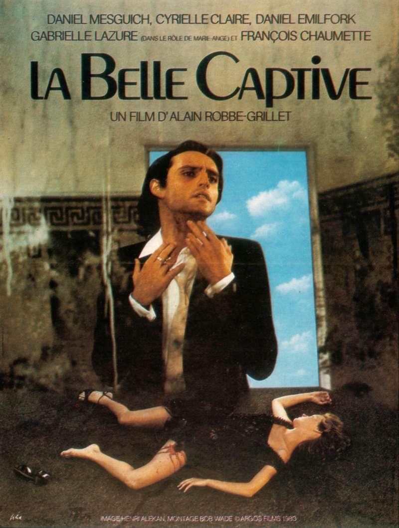affiche du film La belle captive