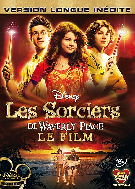 affiche du film Les sorciers de Waverly Place, le film (TV)
