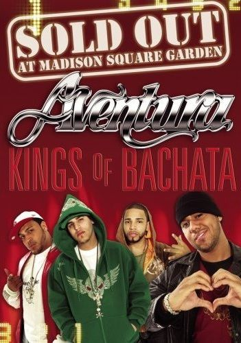 affiche du film Aventura: Kings of Bachata, Sold Out at Madison Square Garden