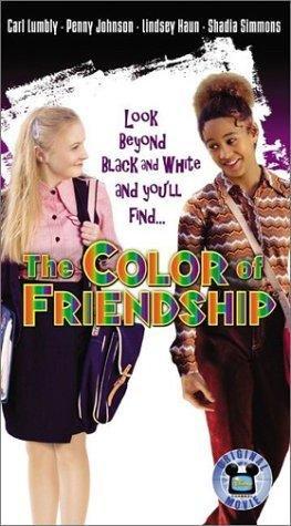 affiche du film La Couleur de l'amitié (TV)