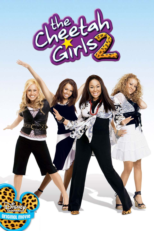 affiche du film Les Cheetah Girls 2 (TV)