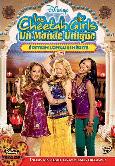 affiche du film Les Cheetah Girls : Un monde unique (TV)