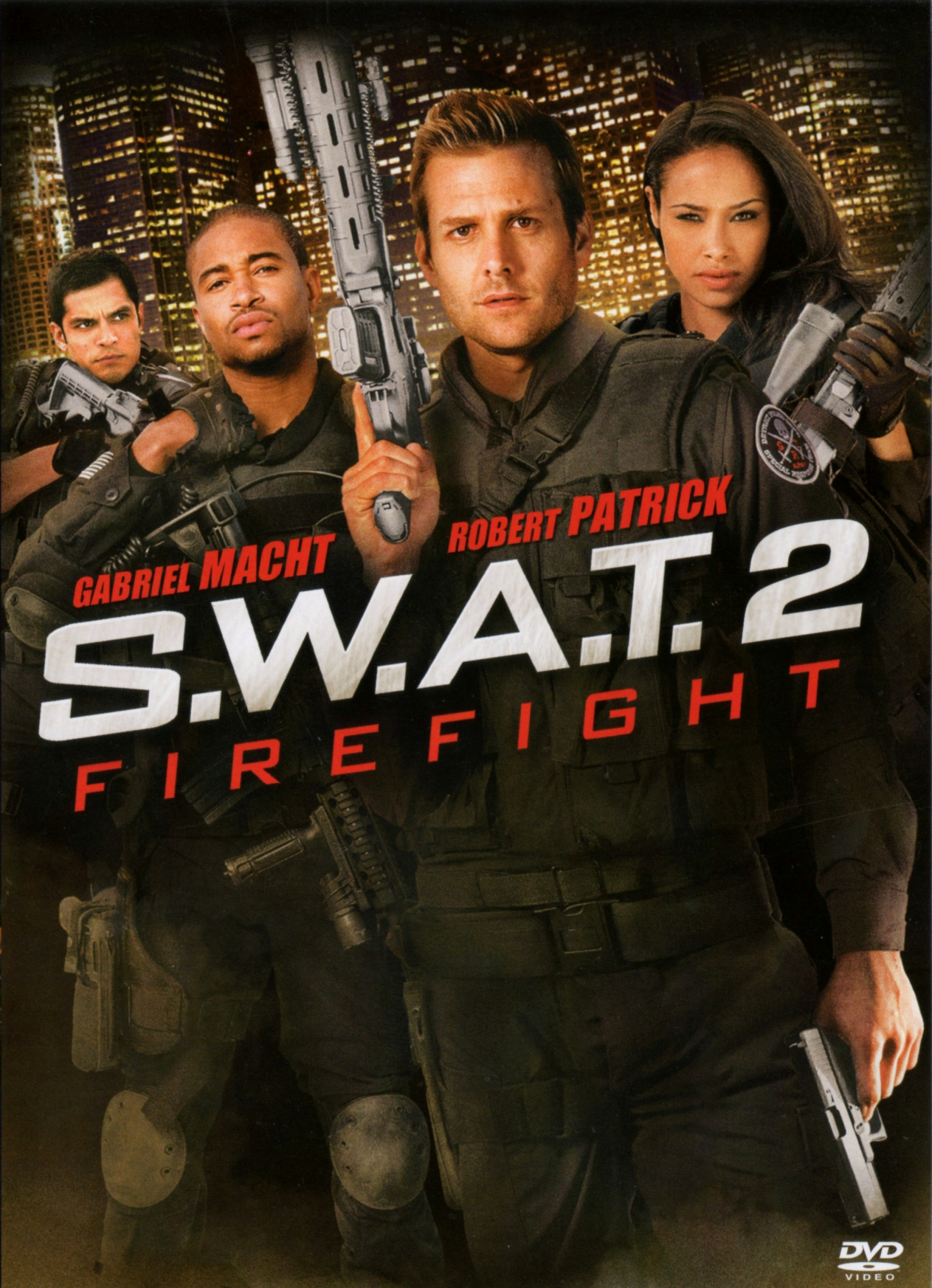 affiche du film S.W.A.T.: Firefight