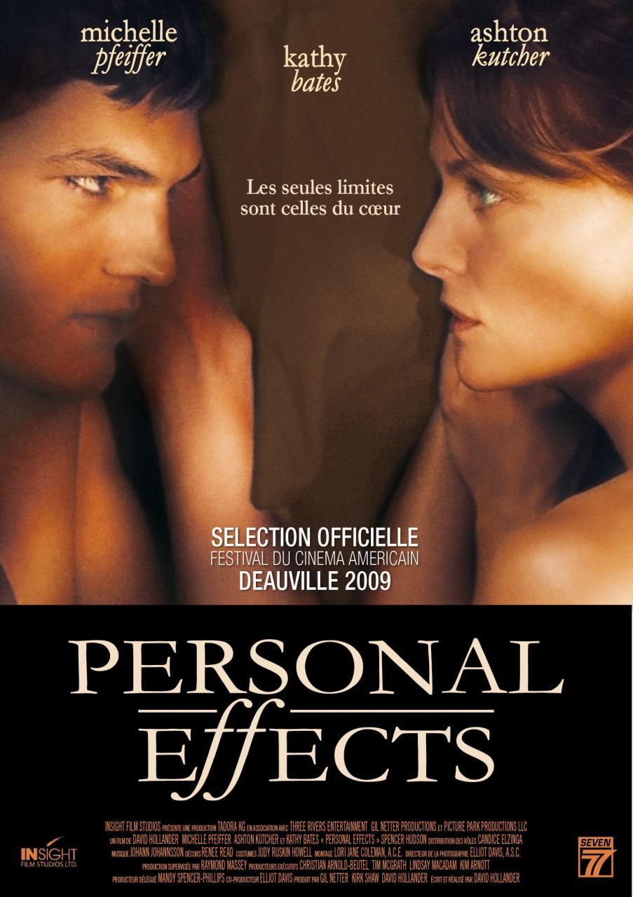 affiche du film Personal Effects