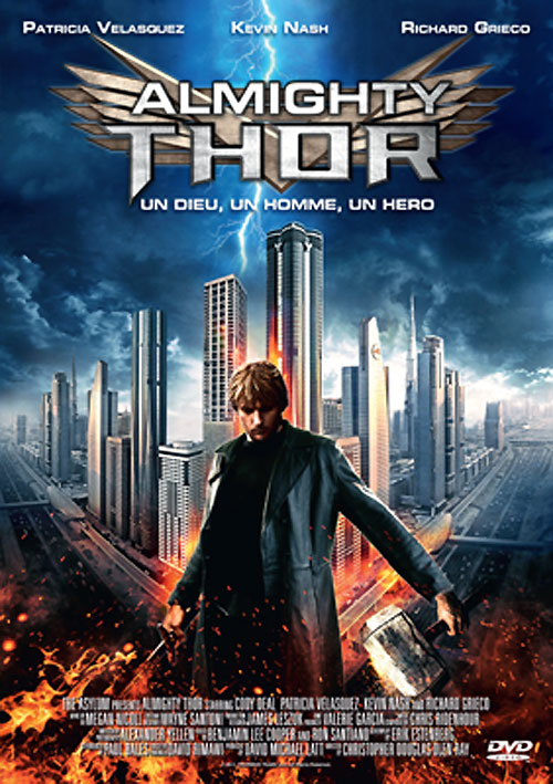 affiche du film Almighty Thor (TV)