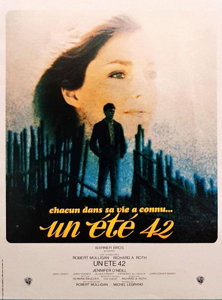affiche du film Un été 42