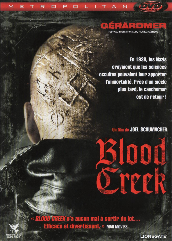 affiche du film Blood Creek