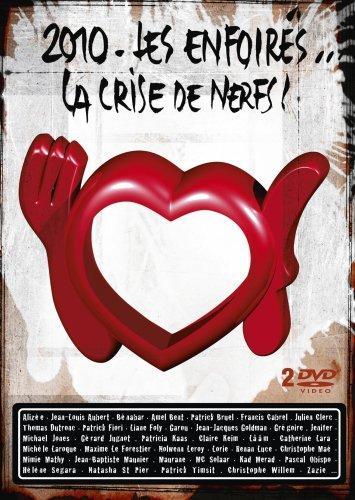 affiche du film Les Enfoirés 2010 ... La crise de nerfs