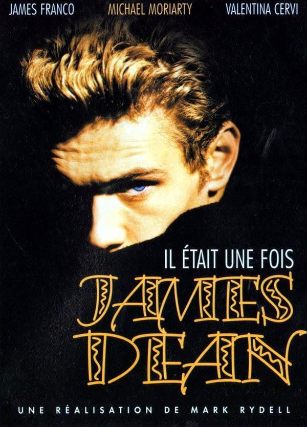 affiche du film Il était une fois James Dean (TV)