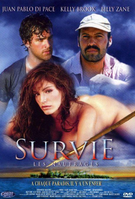 affiche du film Survie: les naufragés