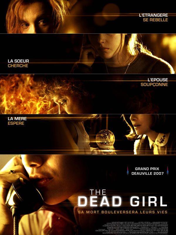 affiche du film The Dead Girl