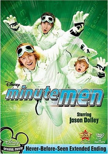 affiche du film Minutemen, les justiciers du temps (TV)