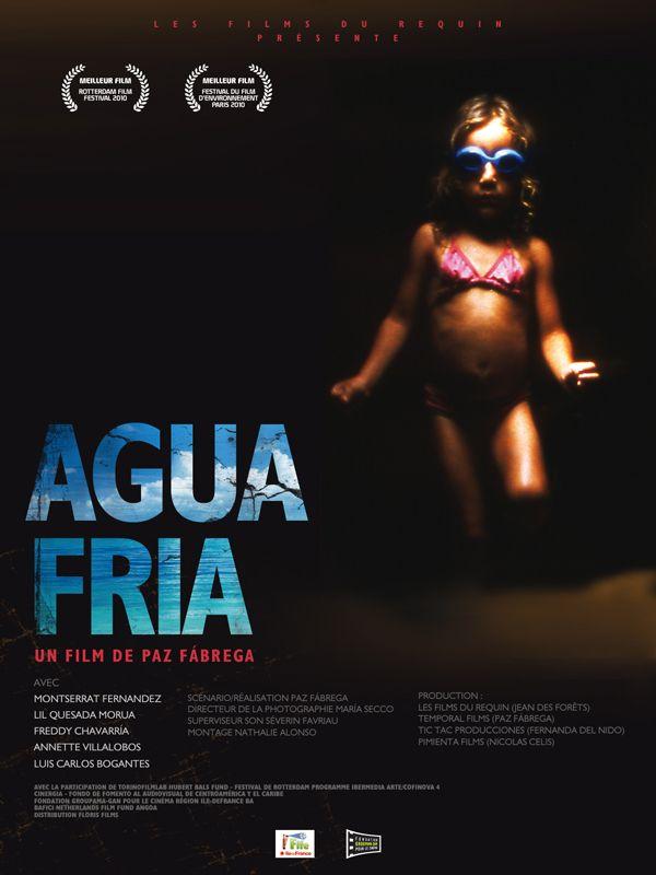 affiche du film Agua fria