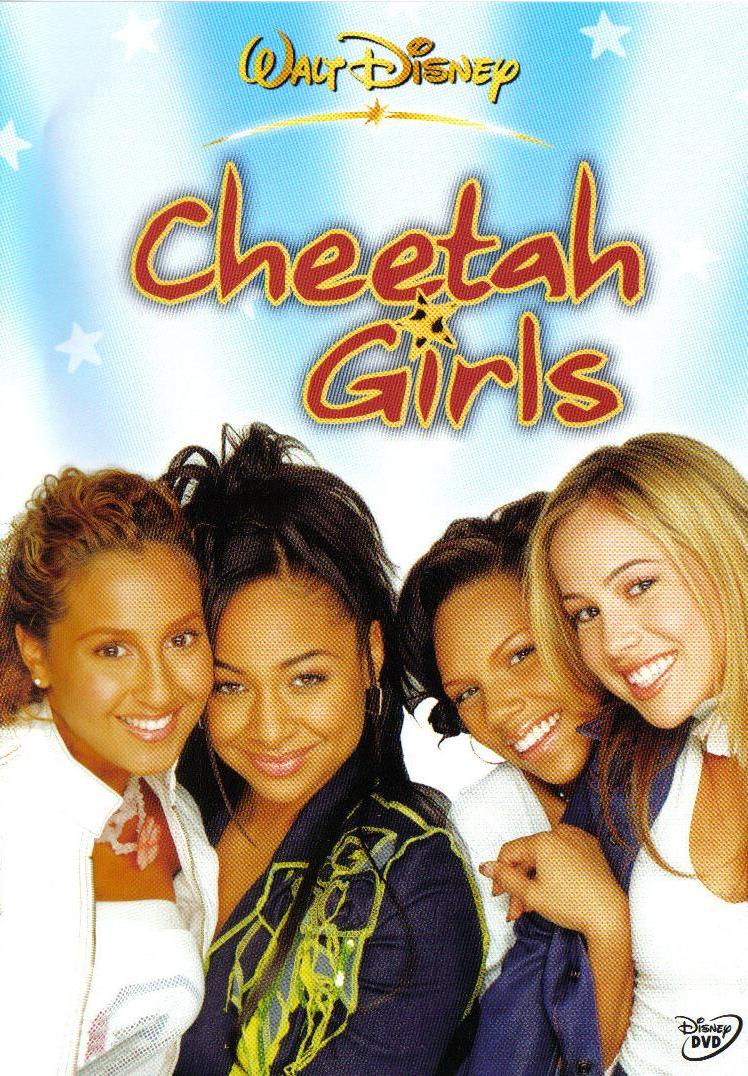 affiche du film Les Cheetah Girls (TV)