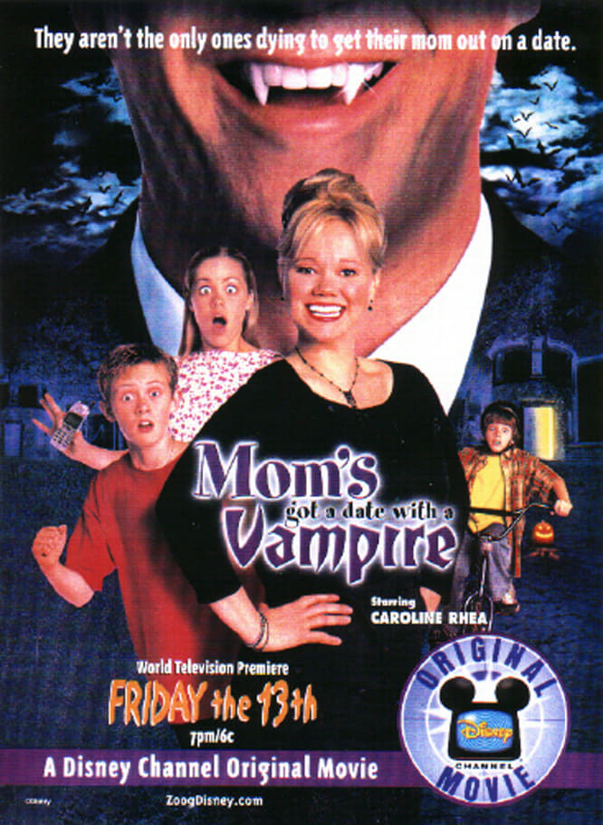 affiche du film Chasseurs de vampires (TV)