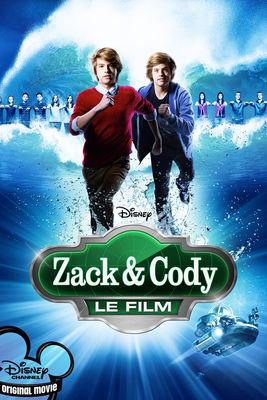 affiche du film Zack & Cody - Le Film (TV)