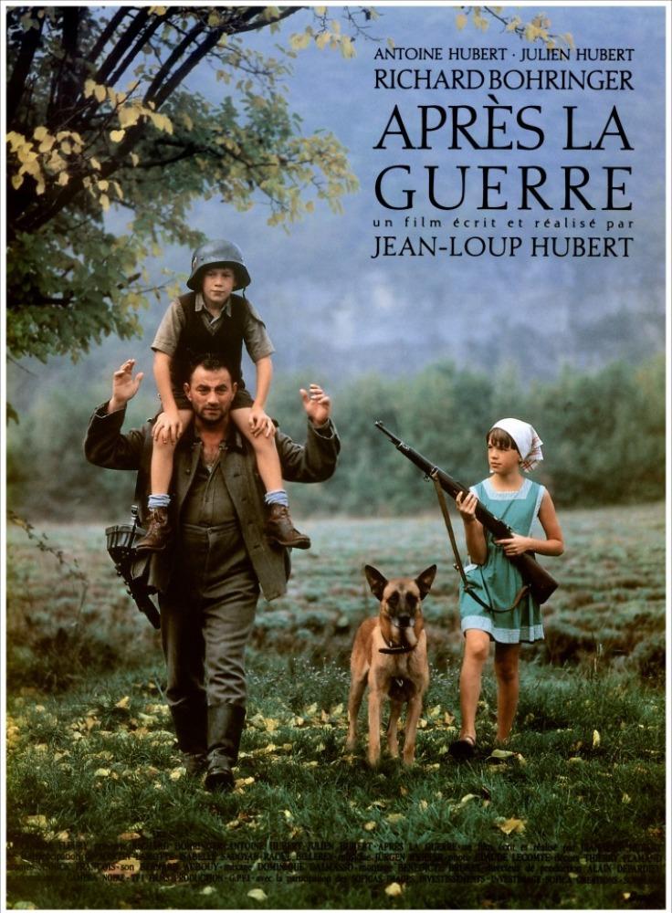 affiche du film Après la guerre (1989)