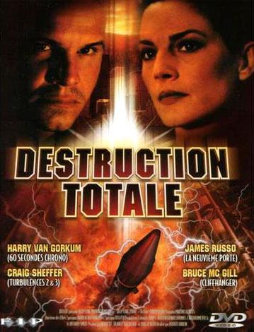 affiche du film Destruction totale