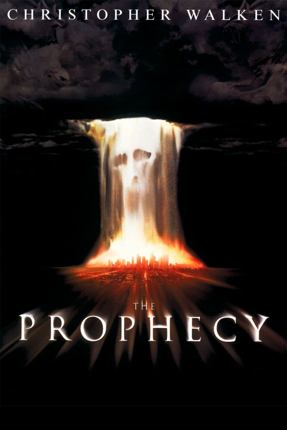 affiche du film The Prophecy