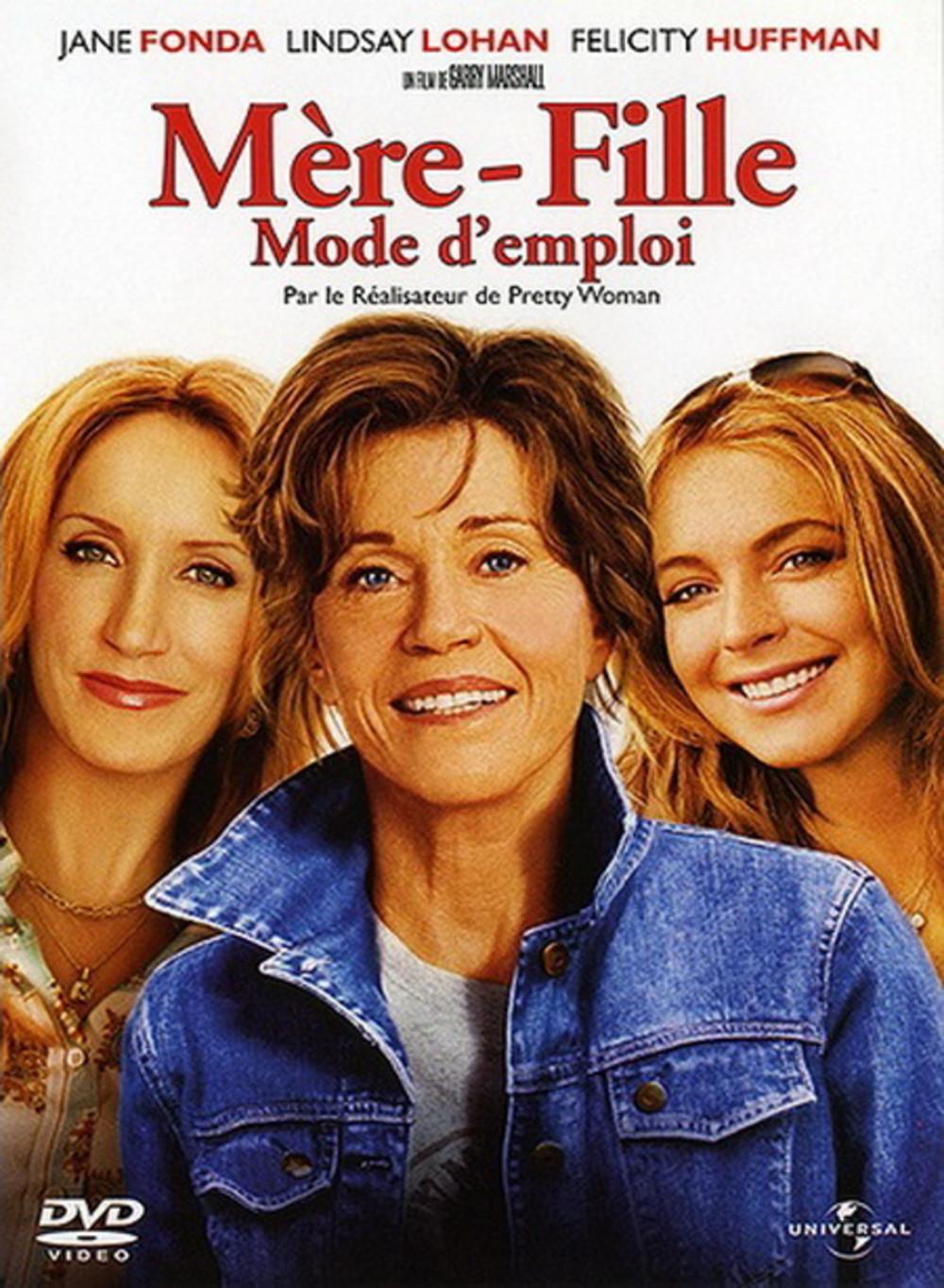 affiche du film Mère-fille, mode d'emploi