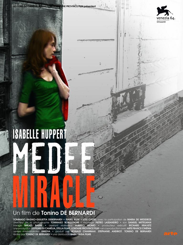 affiche du film Médée miracle