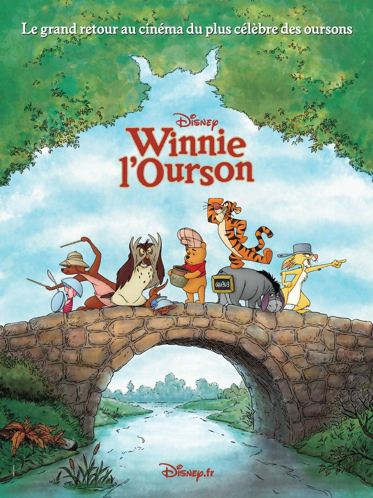 affiche du film Winnie l'Ourson