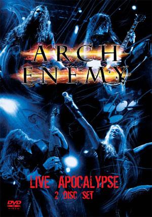 affiche du film Arch Enemy - Live Apocalypse