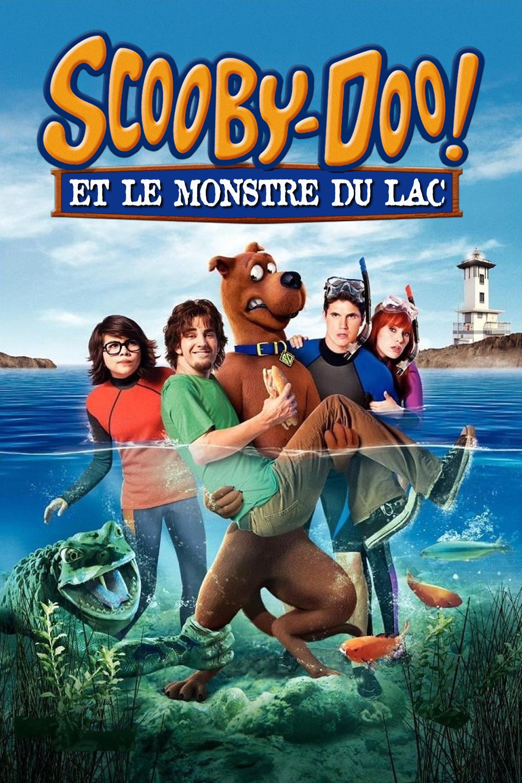 affiche du film Scooby-Doo et le monstre du lac (TV)