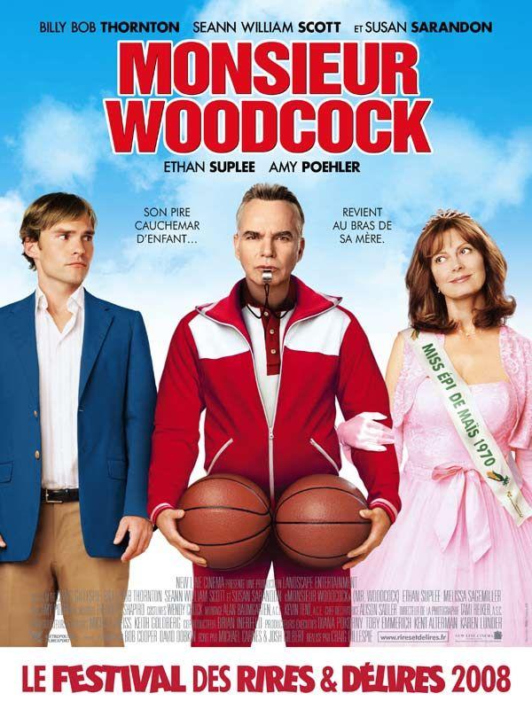 affiche du film Monsieur Woodcock