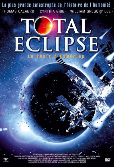 affiche du film Totale éclipse: la chute d'Hypérion (TV)