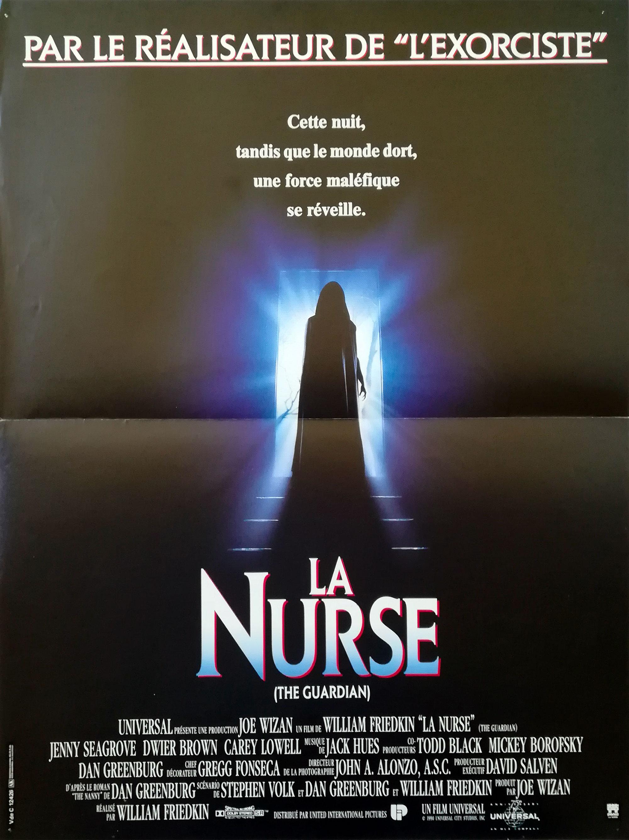 affiche du film La nurse