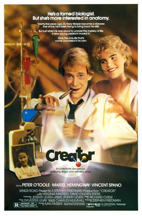 affiche du film Creator