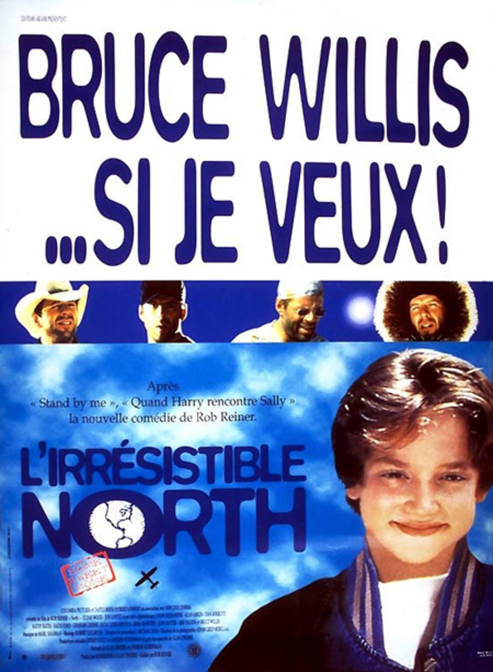 affiche du film L'irrésistible North