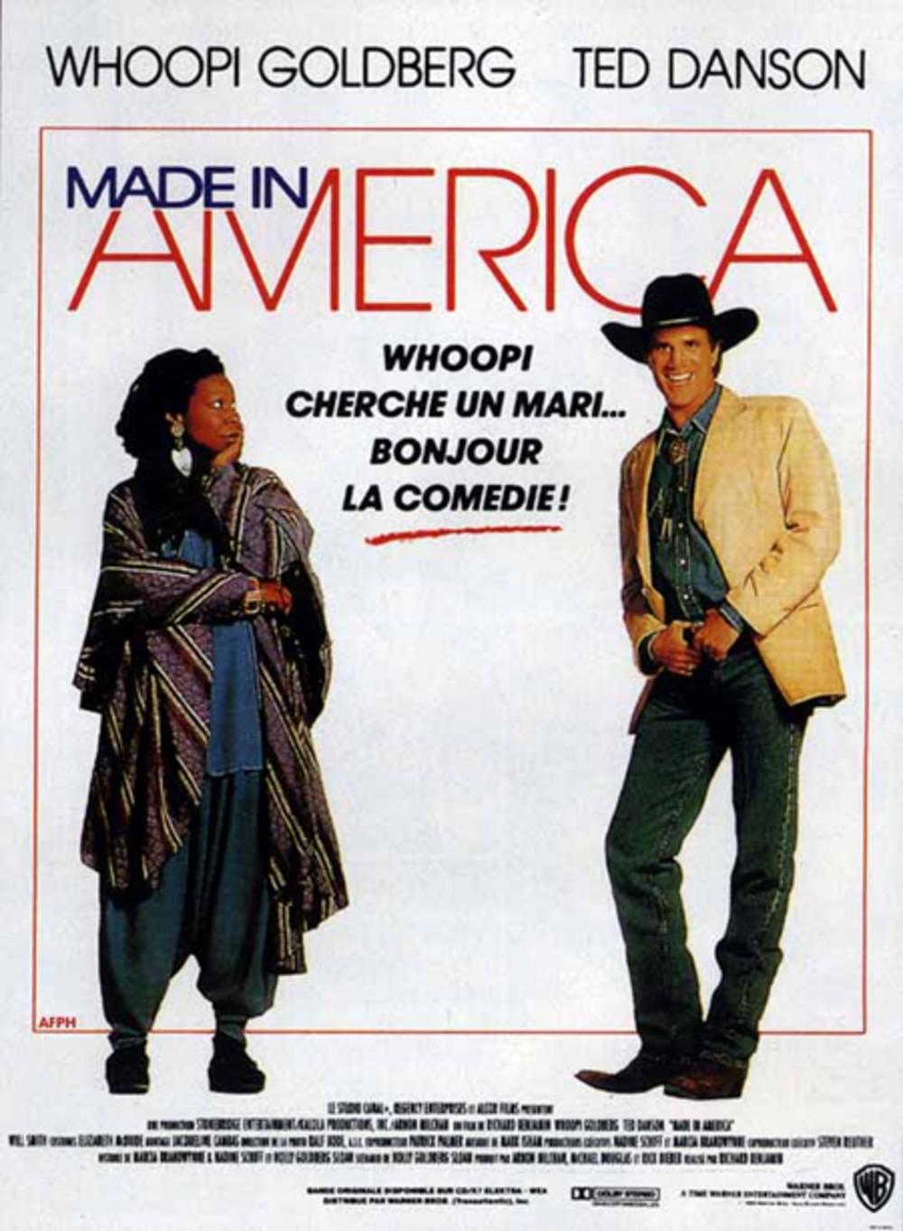 affiche du film Made in America