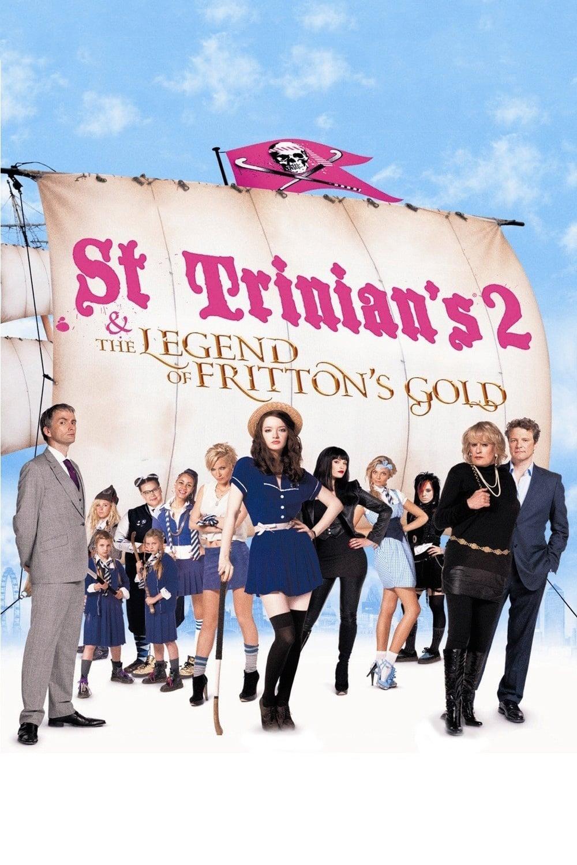 affiche du film St Trinian's 2